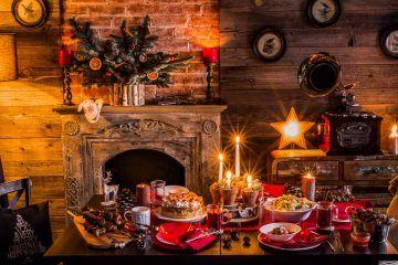 Как украсить дом и участок к Новому году